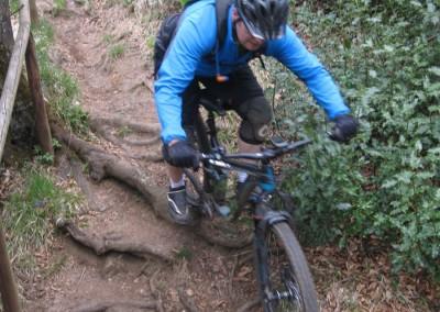 MTB Trailcamp in der Eifel